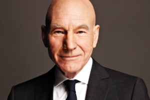 Patrick Stewart Shares His Bald Story | We Are Bald